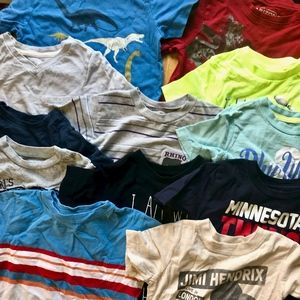 Other - Toddler Boys Bargain T-Shirts